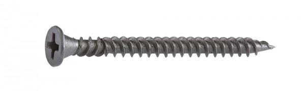 3,9x25 Hardboard Screws, fine-thread, loose, 1.000 pcs.